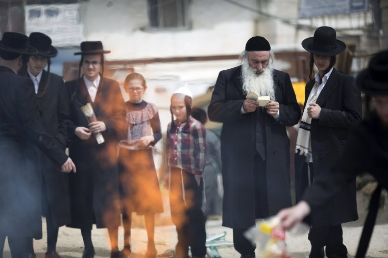 Image: Mea Shearim neighborhood