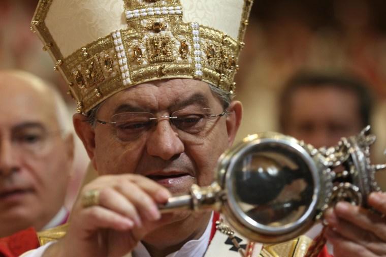 Image: Cardinal Crescenzio Sepe
