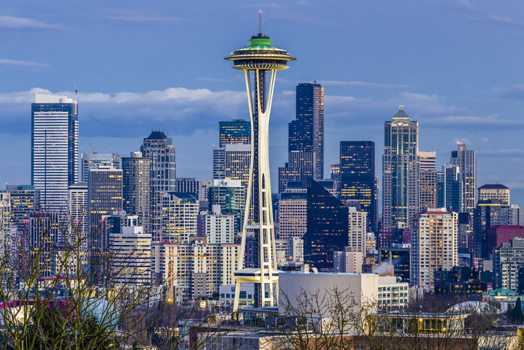 Image: Seattle's Space Needle