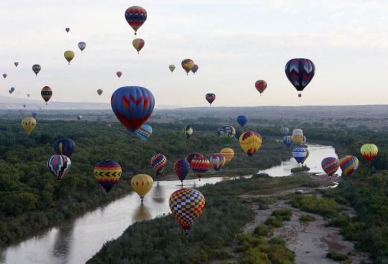 2008 Albuquerque International Balloon Fiesta