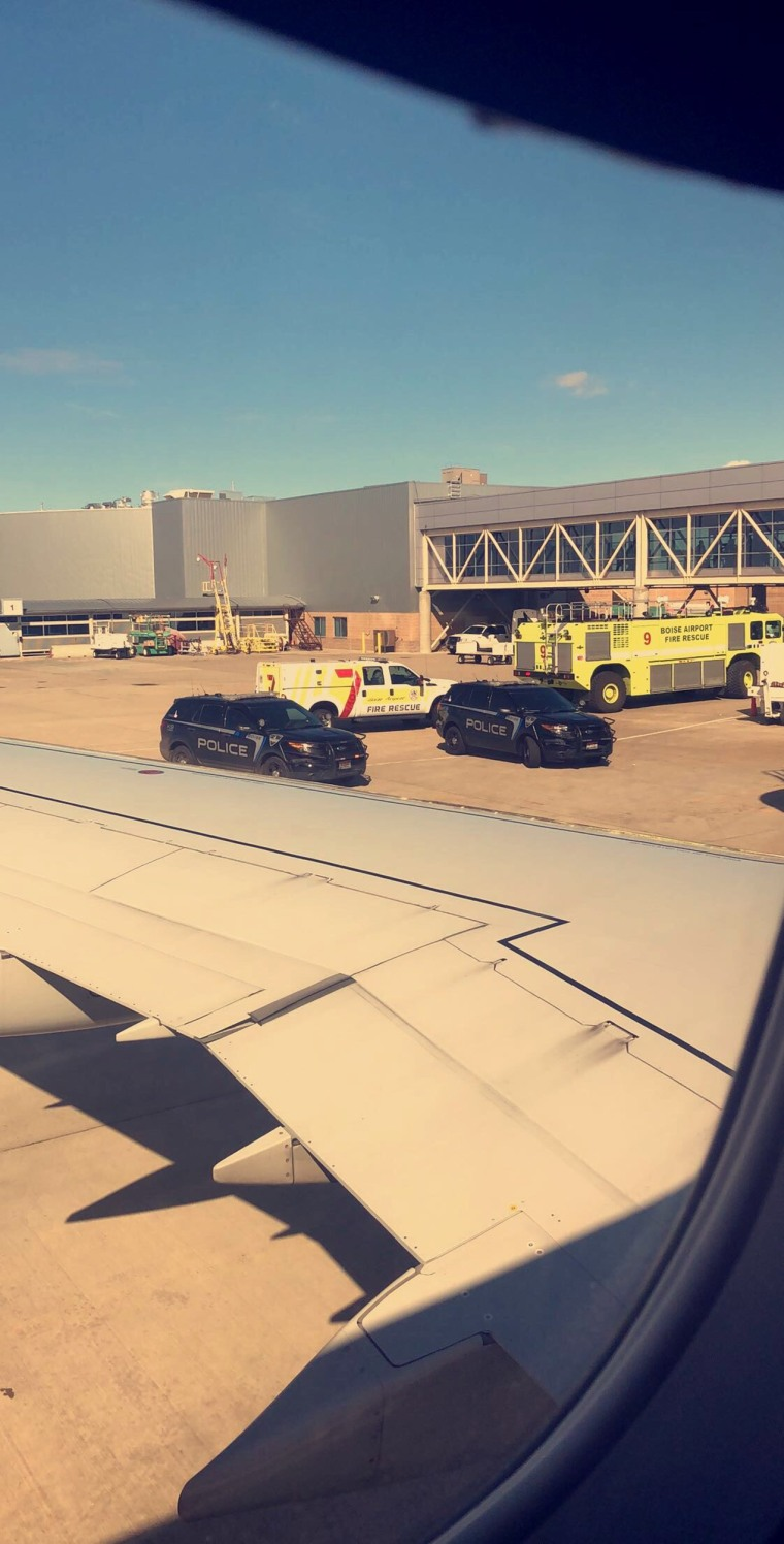 Image: SkyWest Flight 5449