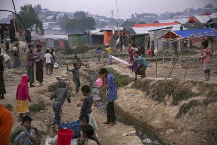 Image: Rohingya refugees