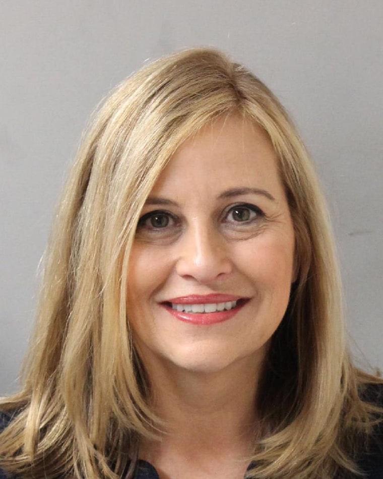 Image: Mayor Megan Barry mugshot
