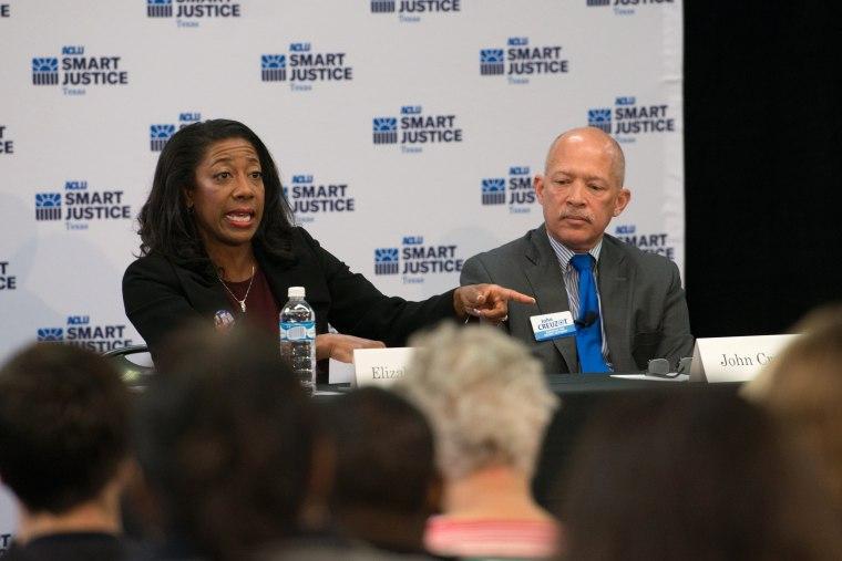 Image: Dallas DA Candidates Forum