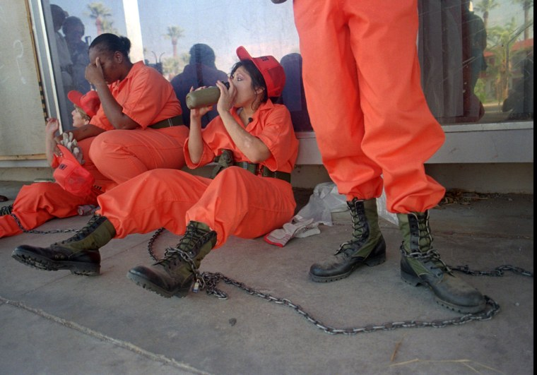 Image: Female Prisoner