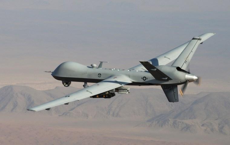Image: U.S. drone
