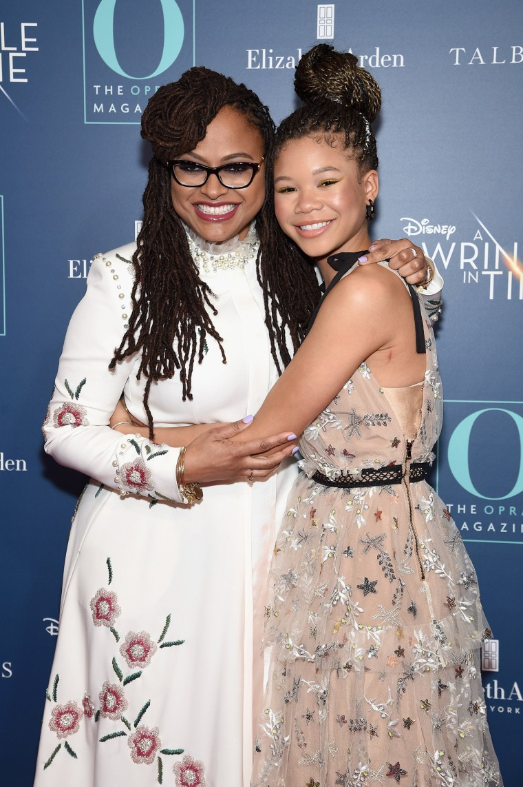 """Image: O, The Oprah Magazine Hosts Special NYC Screening Of """"A Wrinkle In Time"""" At Walter Reade Theater"""
