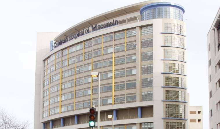 Image: The Children's Hospital of Wisconsin on Nov. 14, 2013 in Wauwatosa, Wisconsin.