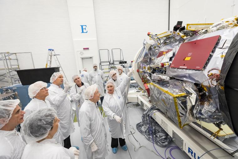 Image: NASA's Parker Solar Probe