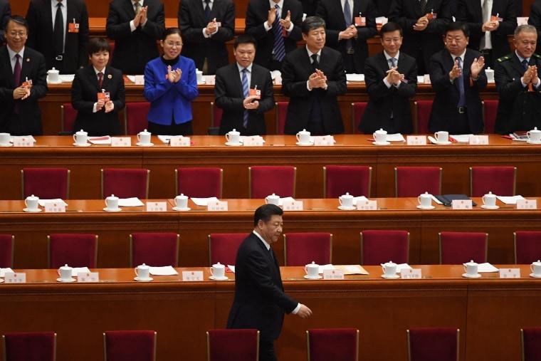 Image: CHINA-POLITICS