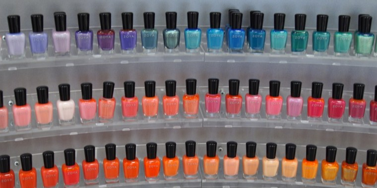 How nail polish is made