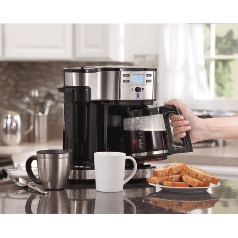 Hamilton Beach 2 Way brewer
