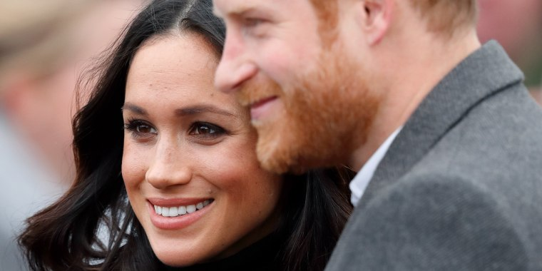 Meghan Markle and Prince Harry prepare for their May 19 wedding.