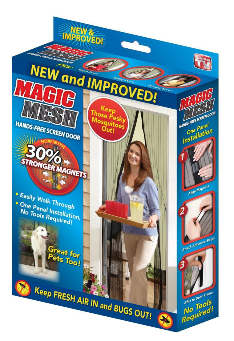 Magic Mesh is another item marketed by Allstar Marketing Group
