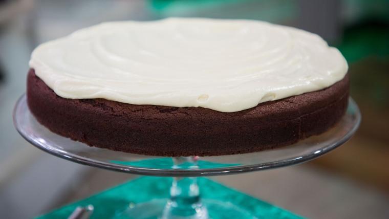 St Patrick's Day on Megyn Kelly : Chocolate Cake