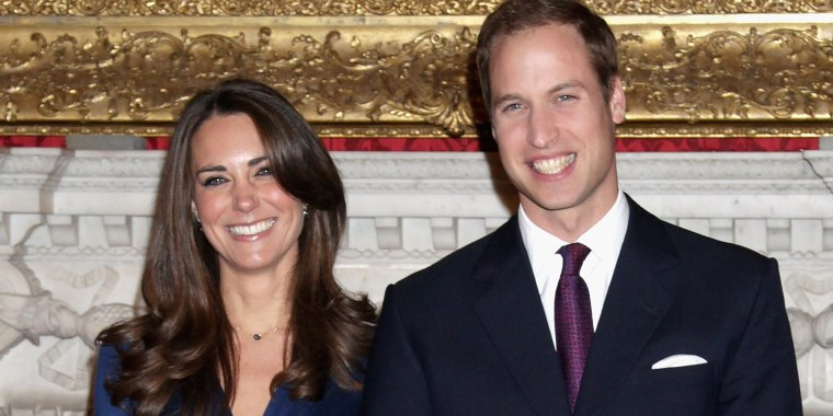 Royal engagement: William and Kate