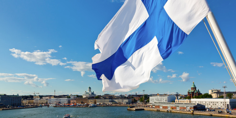 Want to live a happy life? Head to Finland.