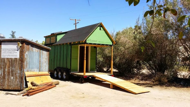 Senior Citizens Are Moving Into Tiny Homes Now
