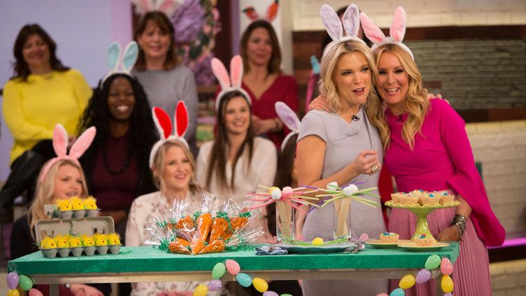 Easter Segment on Megyn Kelly TODAY