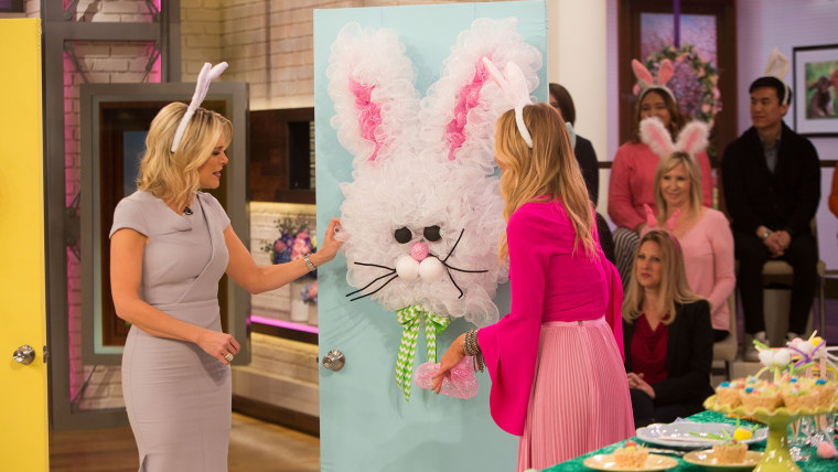 Easter Segment on Megyn Kelly TODAY