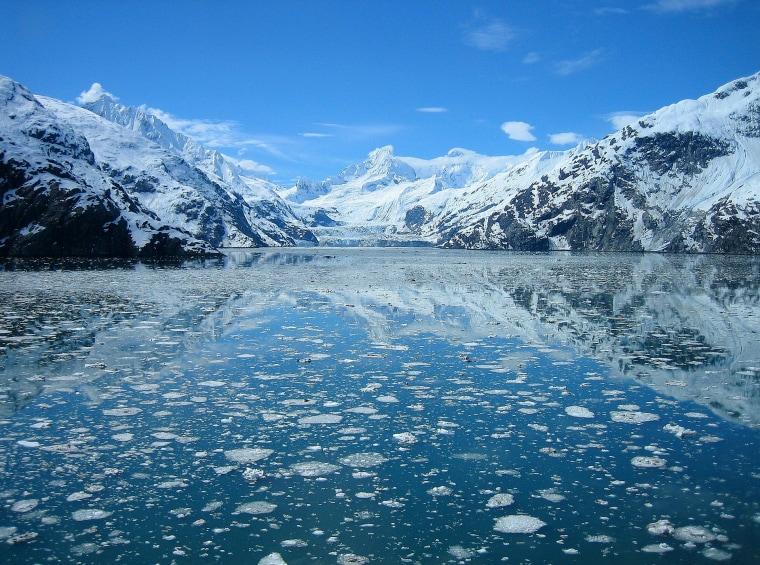 Glacier Bay: Alaska