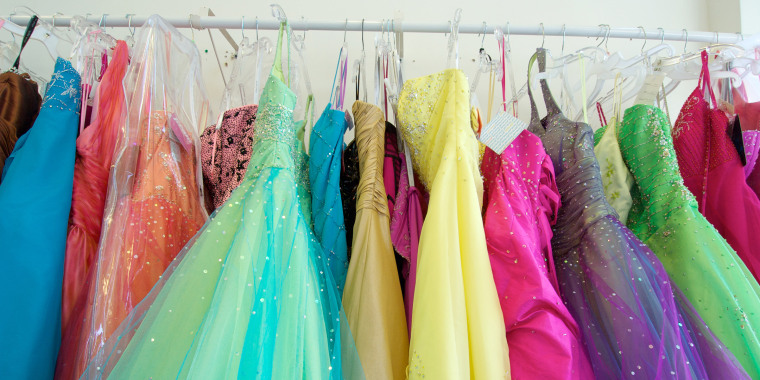 "A Hawaii student is protesting her school's ""absurd"" prom dress guidelines."