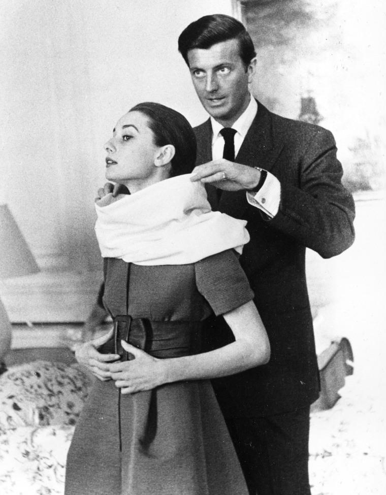 Image: Hubert de Givenchy