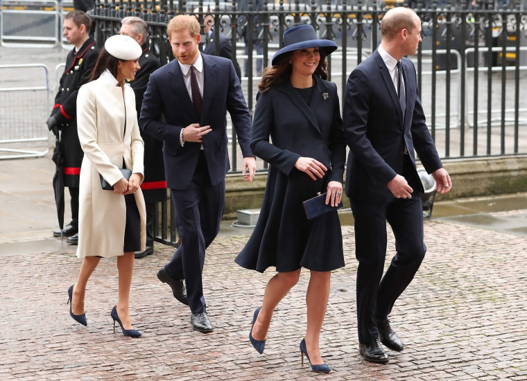 Image: Prince Harry and Meghan Markle