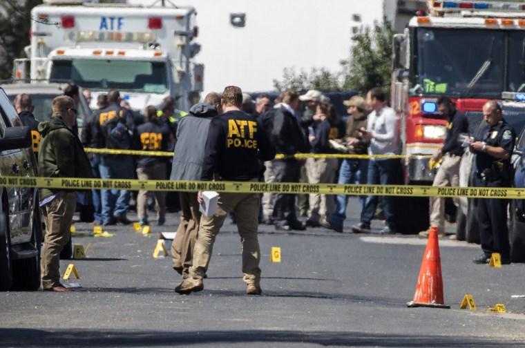 Image: Austin Bombing