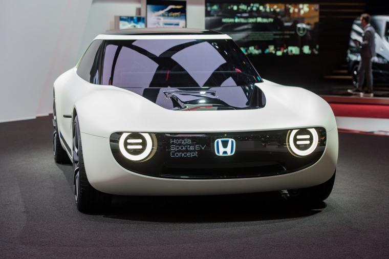 Image: Honda Urban EV Concept