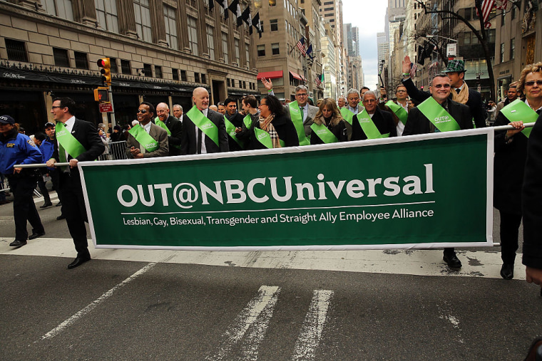 New York Celebrates Irish With Annual St Patrick's Day Parade