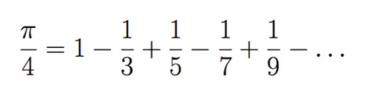 Image: Mathematical formula