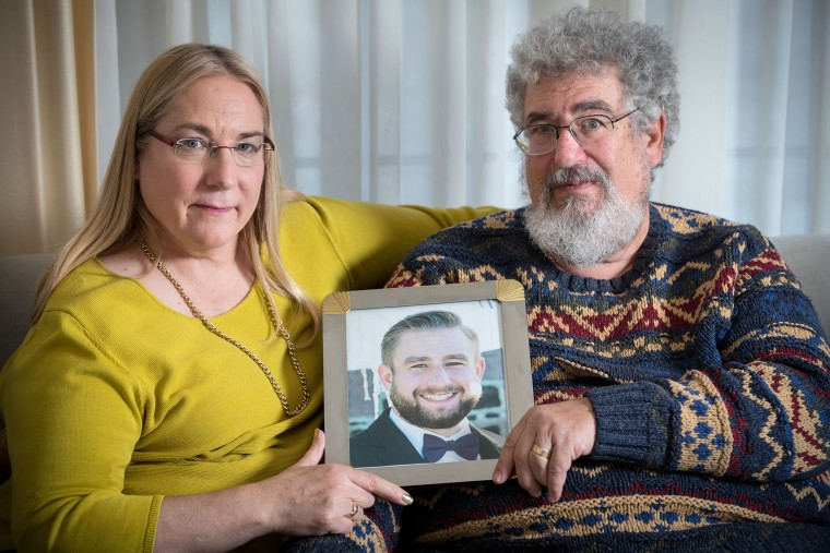 Joel and Mary Rich look for answers after the murder of their son, DNC staffer Seth Rich, who was murdered in Washington, D.C. in 2016.