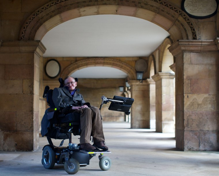 Stephen Hawking had ALS for 55 years  How did he do it?
