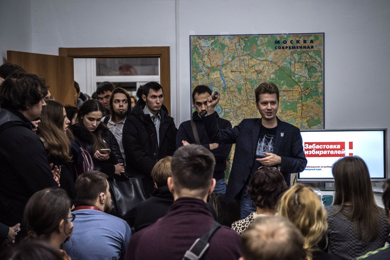 Image: Navalny campaign