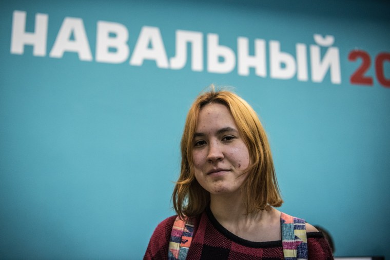 Image: Navalny campaign
