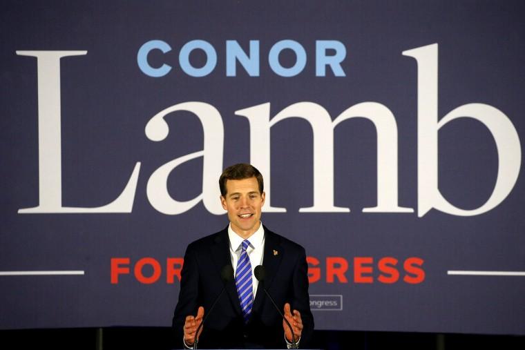 Image: Conor Lamb