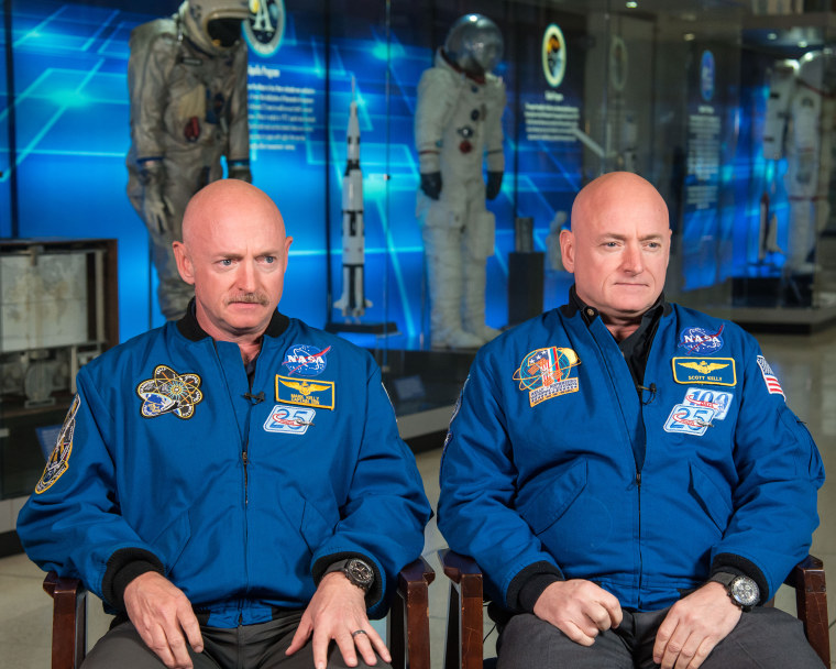 Image: Expedition 45/46 Commander, Astronaut Scott Kelly