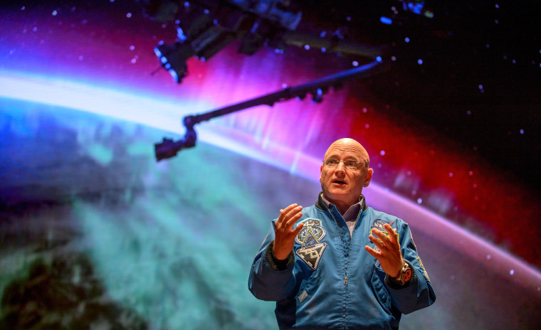 Image: Scott Kelly Washington, DC Visit
