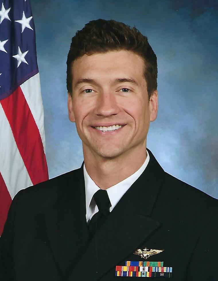 Image: Lt. Cmdr. James Brice Johnson