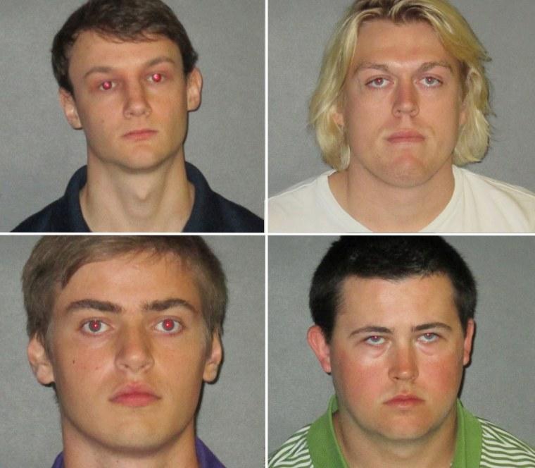 Image: LSU hazing indictment