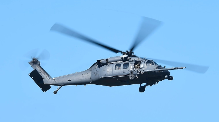 Australian And US Air Forces Go Through Training Exercises In North Queensland