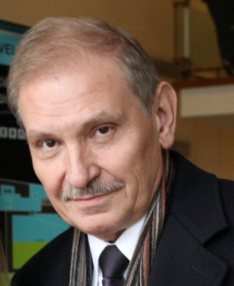 Image: Nikolay Glushkov murder