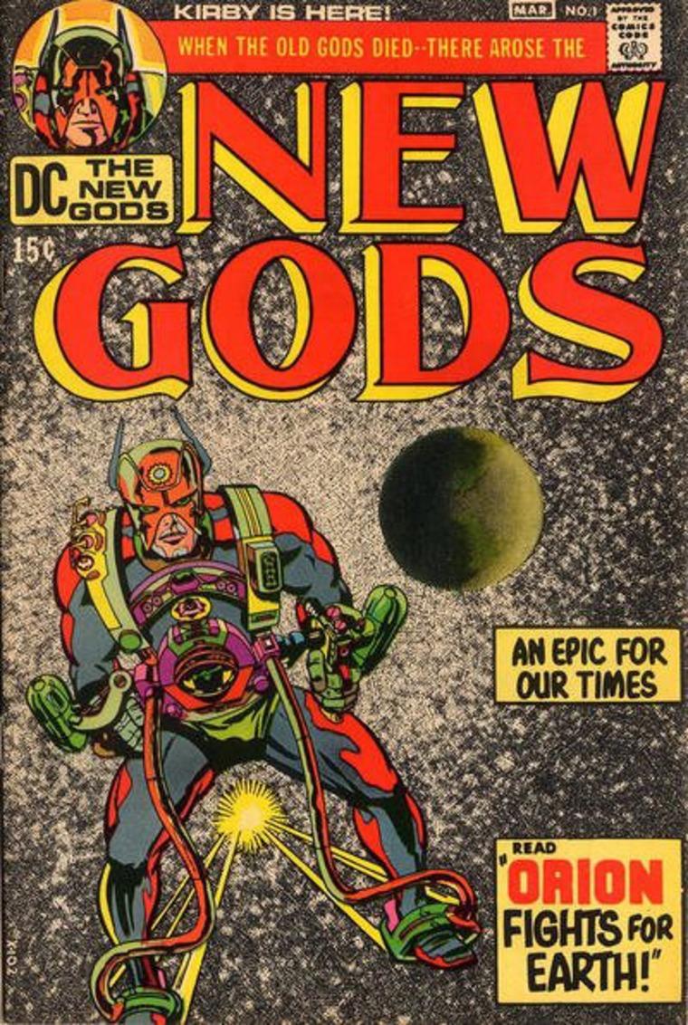 Image: New Gods