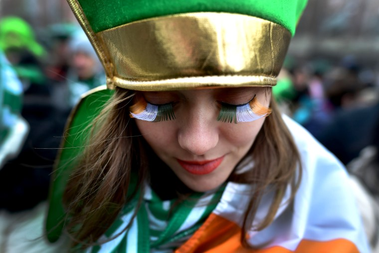 Image: St Patrick's Day Parade Takes Place In Dublin