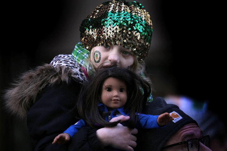 Image: 2018 St. Patrick's Day Parade New York City