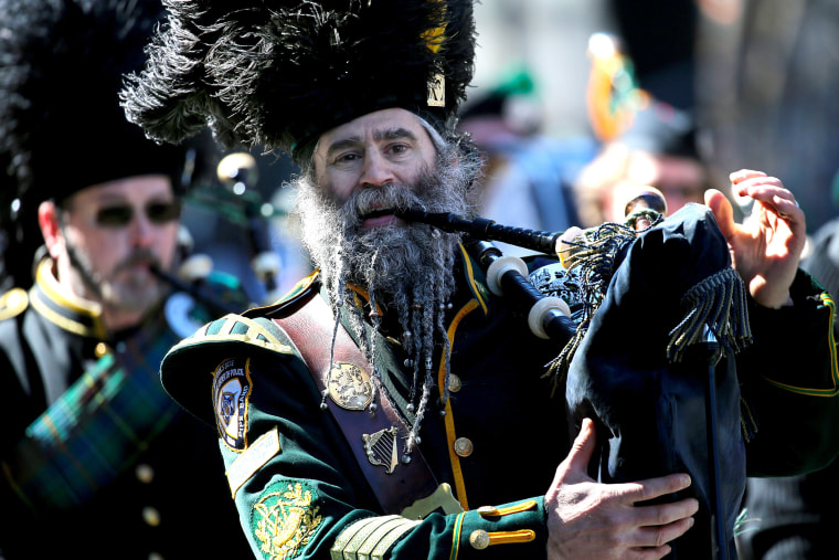 Image: 2018 St. Patrick's Day Parade New York City