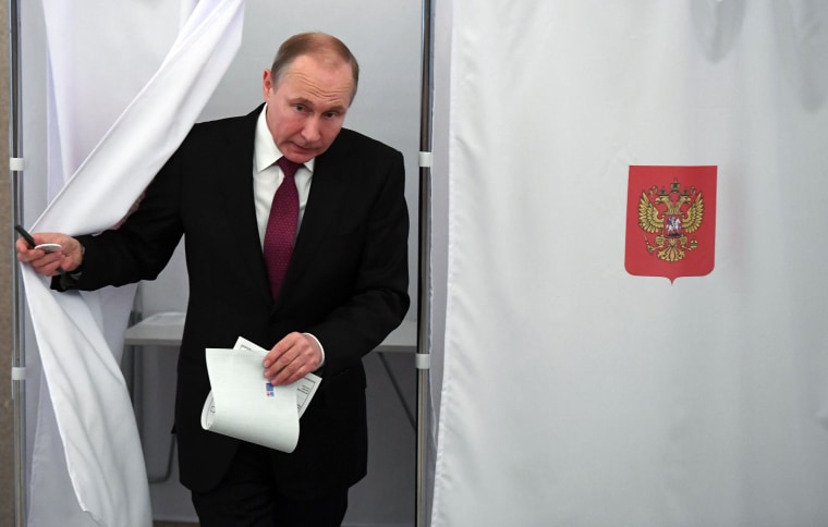 Image: RUSSIA-POLITICS-VOTE