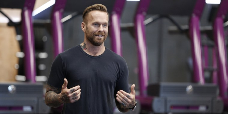 The fitness guru has a new lease on life.