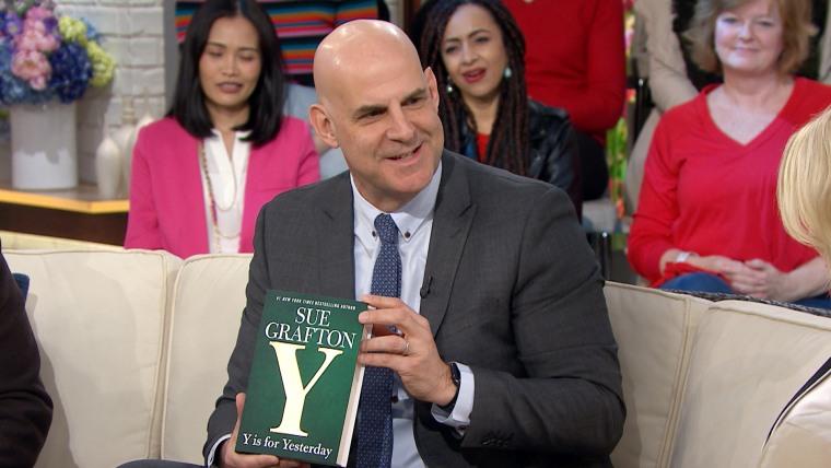 Harlan Coben Brad Thor books summer reads Megyn Kelly Today